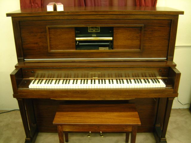 Hobart Cable Player Upright