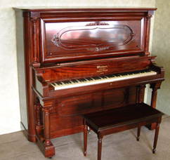 Piano restoration North Carolina