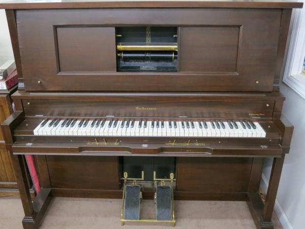 Gulbransen Player – 1925, Complete Restoration $6799