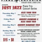 Just Jazz week 2