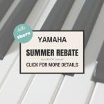 Yamaha Summer Rebate