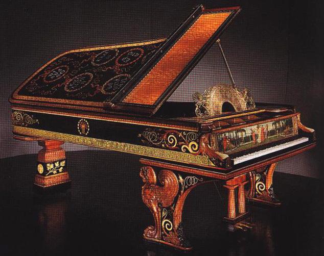 Antique Piano Guide | Info & Restoration