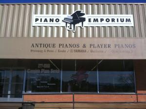 Weaverville NC piano store