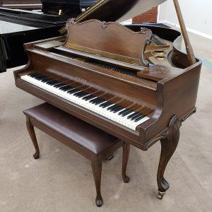 Loeser Baby Grand piano