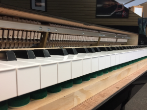 Piano Maintenance and Care piano keys