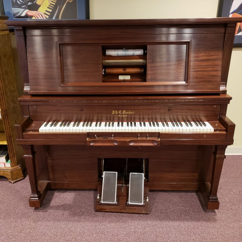 J&C Fischer Player Upright