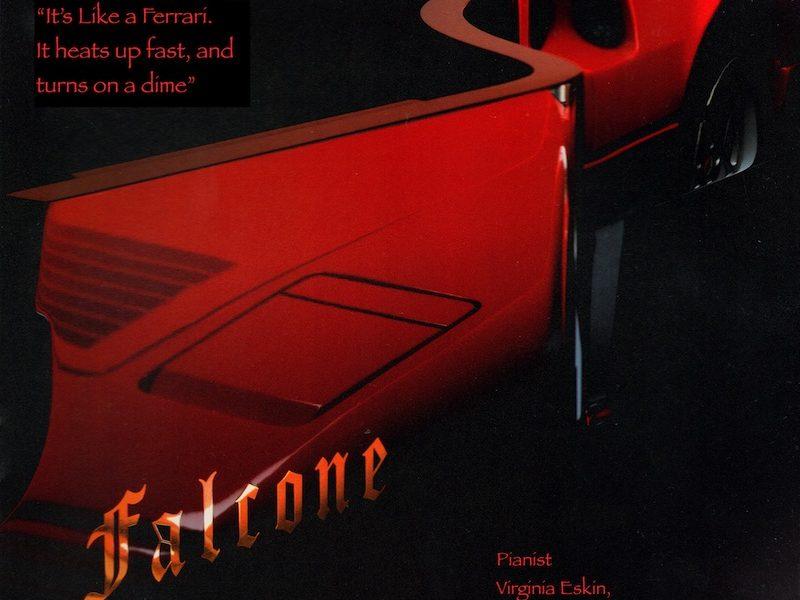 Original Falcone Brochure Photo