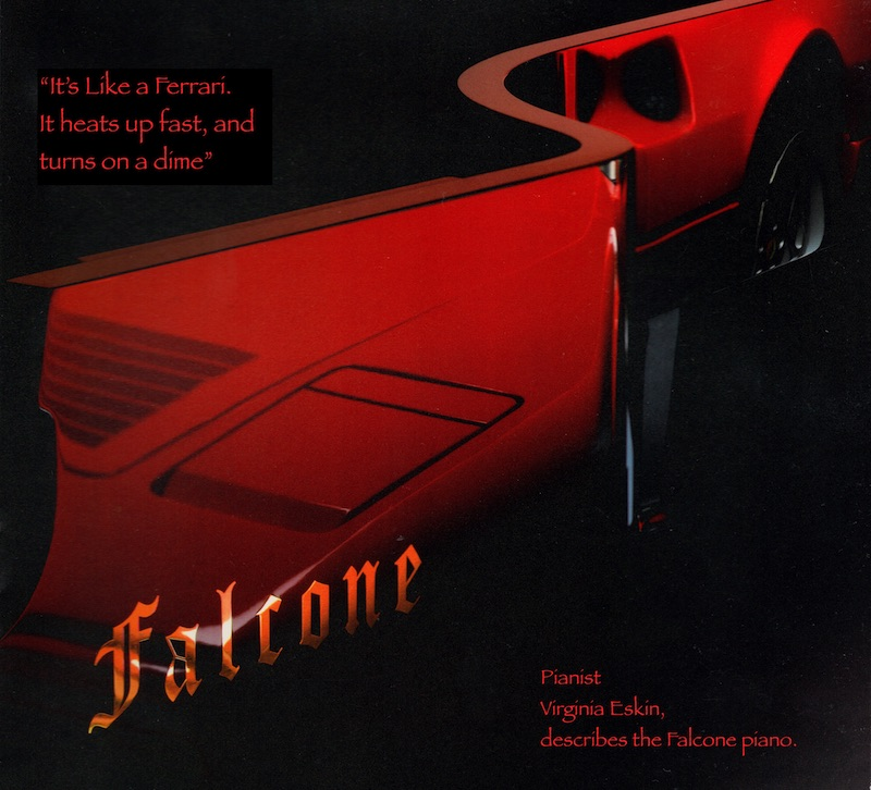 Original Falcone Brochure Photo