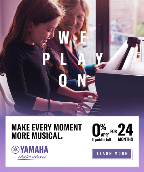 Make every moment more musical.